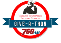 Warrior Foundation Give A Thon Logo